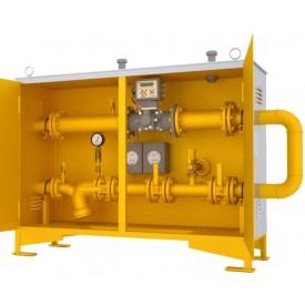 Узлы учета газа, кислорода, сжатого воздуха, газовых смесей