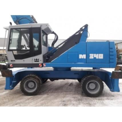 Экскаватор FUCHS MHL 340
