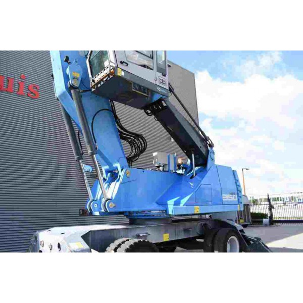Экскаватор Terex fuchs MHL350