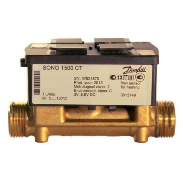Расходомер воды ультразвуковой SONO 1500 ду 80