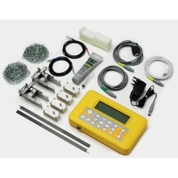 Портативный ультразвуковой расходомер PORTAFLOW 330 220 b для жидкости