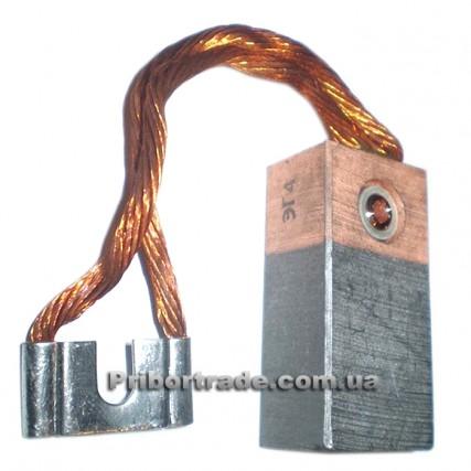 Щетка электрографитовая  эг-4 25х32х64