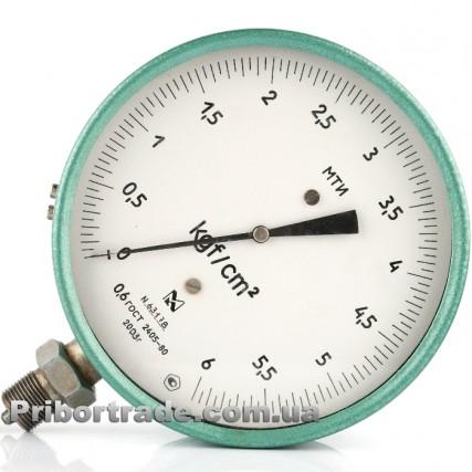 Манометр  давления МТИ-1216