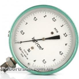 Мановакууметры  давления МТИ-1218